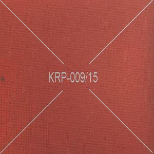 Special Fabric Impression Plain Imported Orange Rubber Fillet