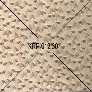 Special Course BIG Pyramid Emery Imported White Rubber Fillet