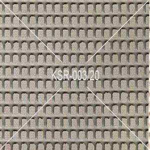 Square Pimples Imported Grey Rubber Fillet